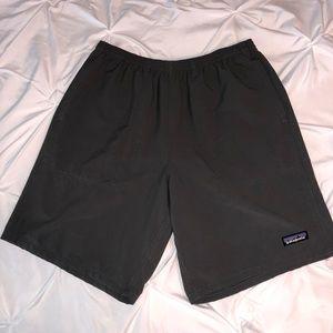 NWOT Grey Mens Patagonia Medium Shorts